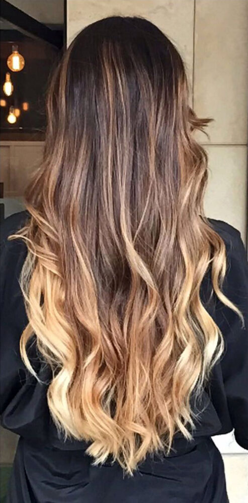 balayage mechas. Black Bedroom Furniture Sets. Home Design Ideas