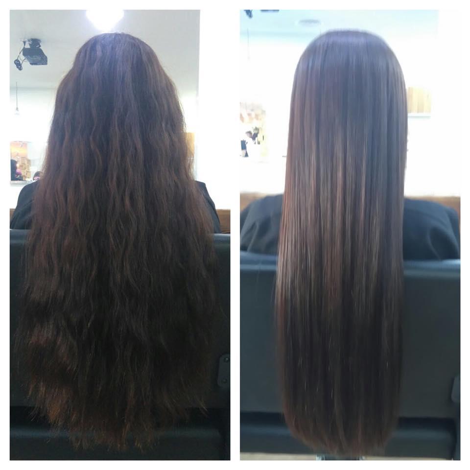 La función de la queratina en el cabello y su uso según el